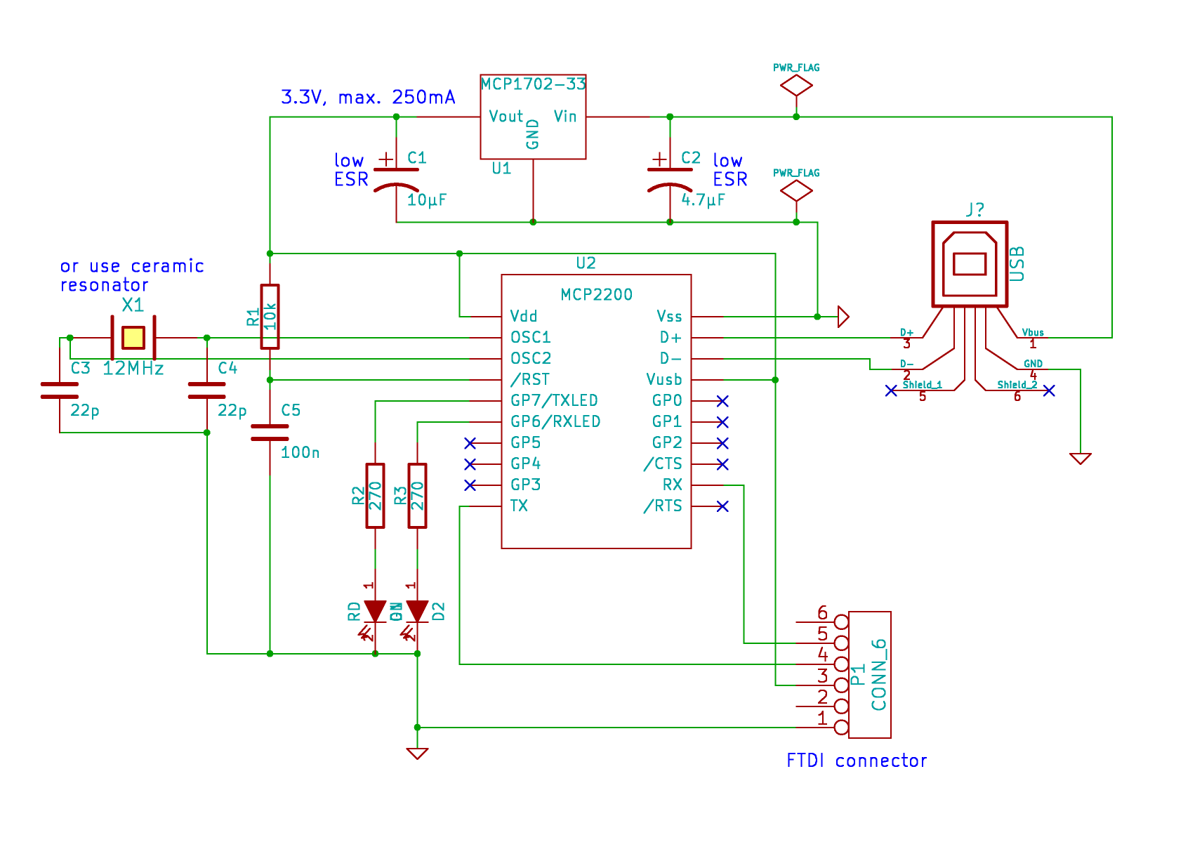 Mcp2200 breakout also Beaglebone Black Rev C 3a Power Adapter besides Learn And Build Your Own Usbasp together with Low Cost Bios Programmer For Laptop likewise Pinout Apc Serial Cables Download Free Apps. on usb connector schematic