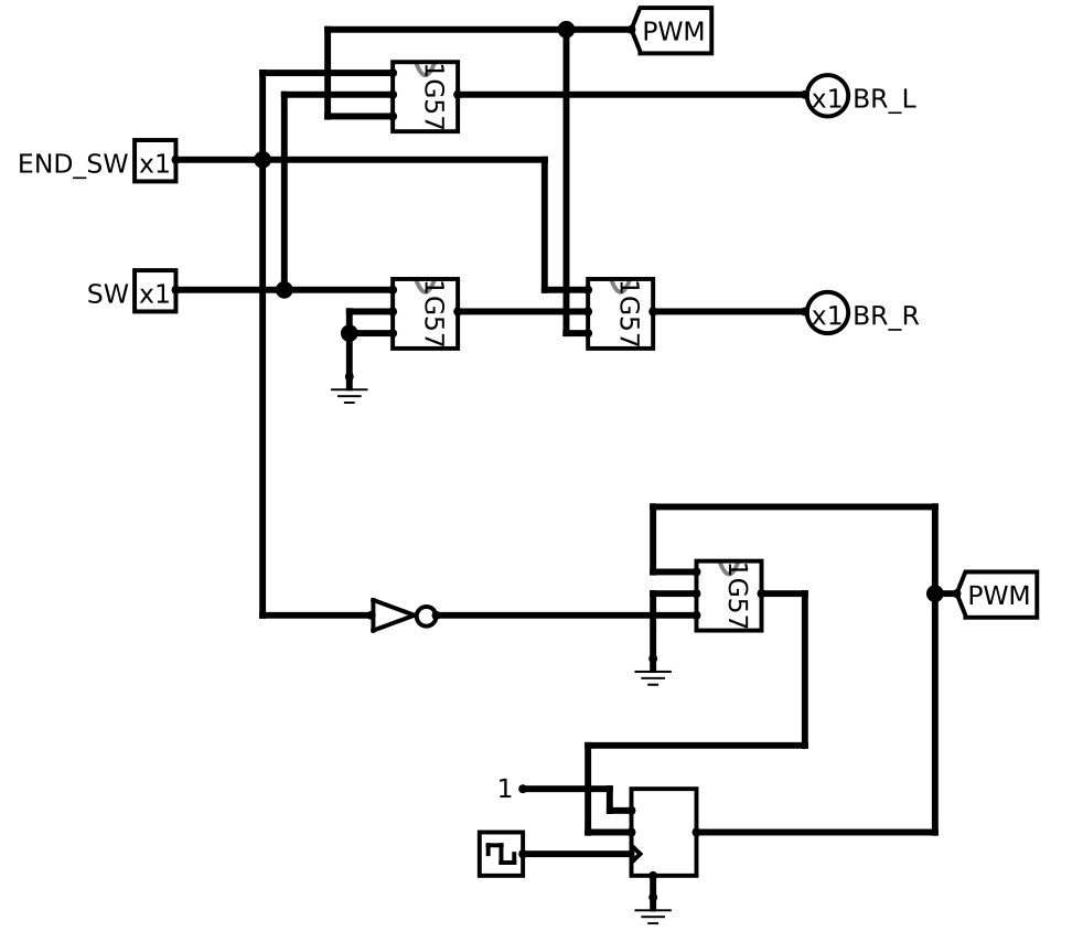 Selfclue How To Design A Most Useless Machine With Some Logic Diagram Simulator Simulation
