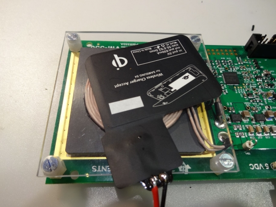 cheap eBay Qi receiver