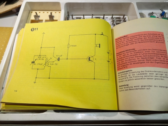 The manual about the receiver project