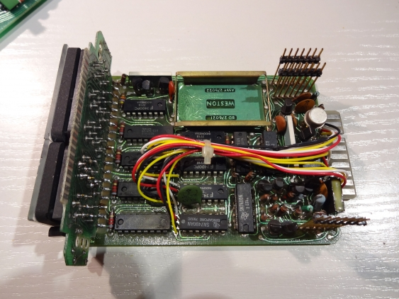 Counter and display driver board